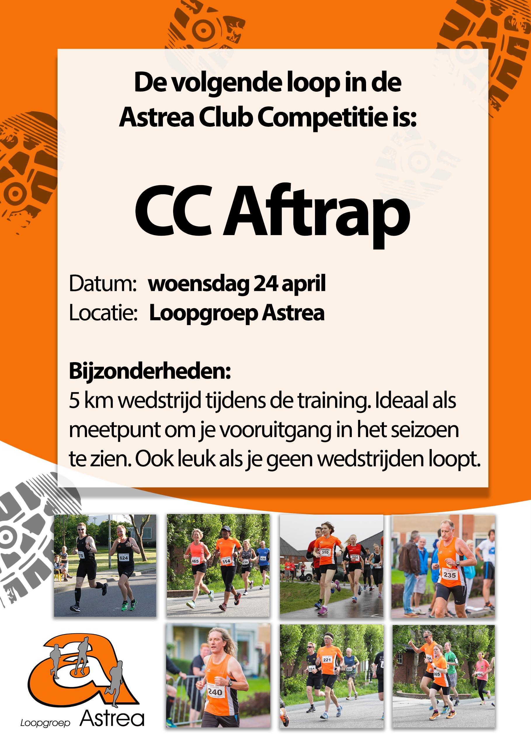 Start clubcompetitie